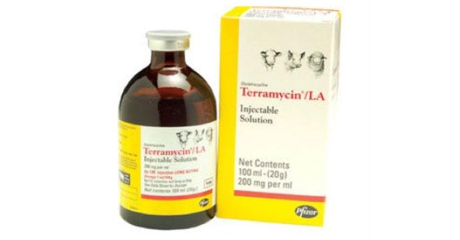 Terramycin/LA